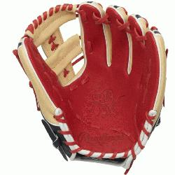 the next defensive great with the 2021 11.5-inch Heart of the Hide infield glove.