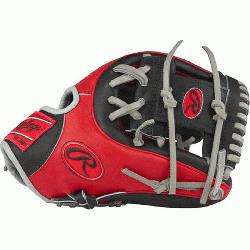 ade; web is typically used in middle infielder gloves Infield glove 60% player break-in Recomm