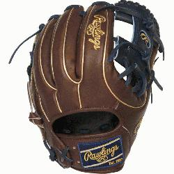 Hide baseball glove features a 31
