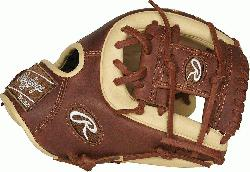 by the top glove craftsmen in the world, the Heart of the Hide 11.5 inch I-web glove in