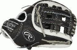 tures and a quick break-in process, the Rawlings Heart of the Hide 11.5 inch H-web glove will b