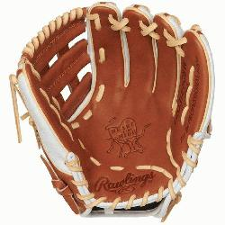 e Hide baseball glove features a 31 pattern which means the hand opening has a more n