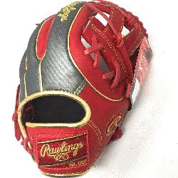 features and a quick break-in process, the Rawlings Heart of the Hide 11.5 inch glove