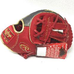 atures and a quick break-in process, the Rawlings Heart of the Hide 11.5 inch glove will becom
