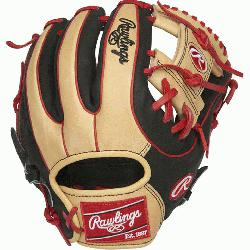 structed from Rawlings' world-renowned Heart of the Hide steer hide leather, He