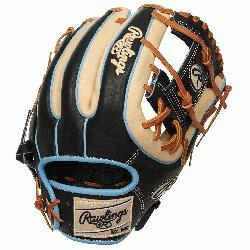 .75-inch Heart of the Hide infield glove offers un