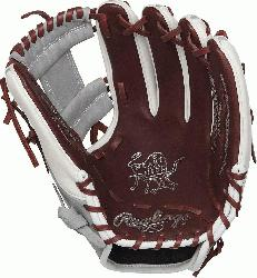 fted from our ultra-premium steer-hide leather, the Rawlings 11.75-inch Heart