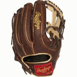d from Rawlings' world-renowned Heart of the Hide® steer hide leather, Hear