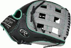 You'll have the fastest backhand glove in the game with the new Rawlings Heart of the Hide