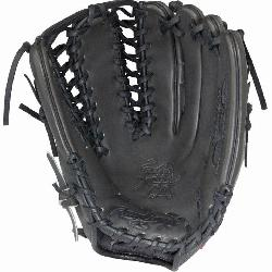 of the Hide baseball glove from Rawlings features the Trap-Eze W