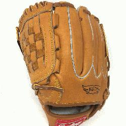 of the Hide PRO6XBC Baseball Glove (Le