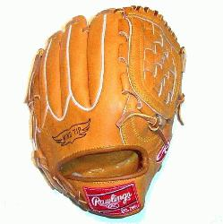 eart of the Hide PRO6XBC Baseball Glove (Right
