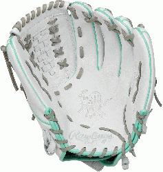 anThe Heart of the Hide fastpitch softball gloves from Rawlings provide the