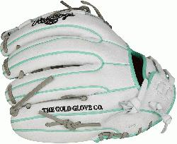 anThe Heart of the Hide fastpitch softball gloves from Rawlings provide the perfect fit for