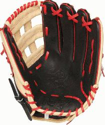 Rawlings Heart of the Hide Bryce Harper Gameday pattern baseball glove. 13 inch Pro H Web a