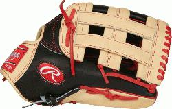 art of the Hide Bryce Harper Gameday pattern baseball glove. 13 inch Pro H Web an