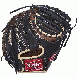 rom world-renowned ultra-premium steer-hide leather, this Heart of the Hide catchers mitt 33