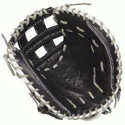 tructed from Rawlings' world-renowned Heart of the Hide® steer hide leat