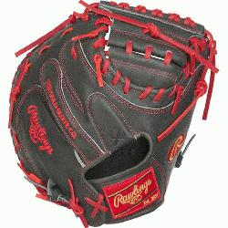 ed Edition Color Sync Heart of the Hide Catchers Mitt from Rawlings features the One