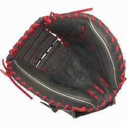 d Edition Color Sync Heart of the Hide Catchers Mitt from Rawlin