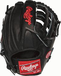 of the Hide Corey Seager Gameday Pattern 11.5 inch baseball glove. Pro H Web and co