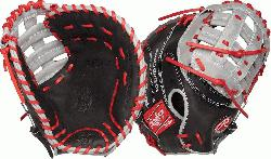 nstructed from Rawlings' world-renowned Heart of the Hide® steer hide leat