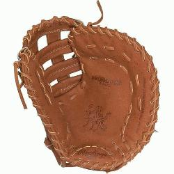 ucted from Rawlings worldrenowned Heart of the Hide174 steer hide leather Heart of the Hi