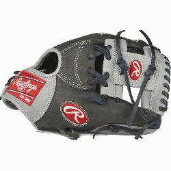 nstructed from Rawlings' world-renowned Heart of the Hide® steer hide leather, Heart of