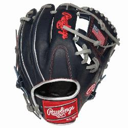 tructed from Rawlings' world-renowned Heart of the Hide® steer hide leath