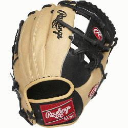 ructed from Rawlings' world-renowned Heart of the Hide® steer hide leather, Heart of the