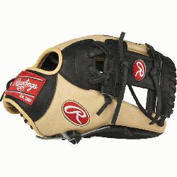e Hide 11.5-inch I-web glove comes in our popular NP infield pattern with a Pro-I web. This