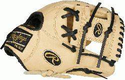 of the Hide 11.5-inch I-web glove is constructed