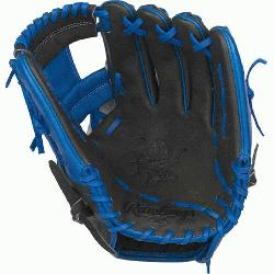 is typically used in middle infielder gloves Infiel