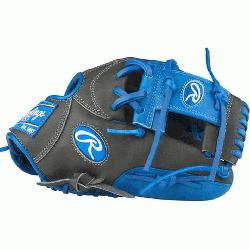 I™ web is typically used in middle infielder gloves Infield glove 60% player break-i