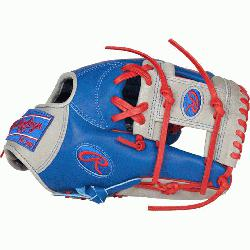 structed from Rawlings' world-renowned Heart of the Hide® steer hide leather, He