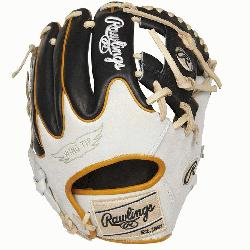 ed for infielders, the 11. 5-inch Rawlings R2G glove forms the