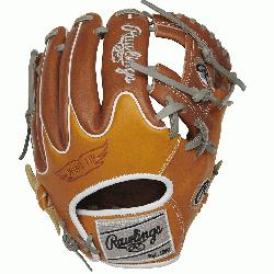 al 25% factory break in, the 11.5-inch Rawlings R2G infield glove pro