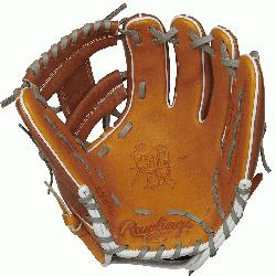 an additional 25% factory break in, the 11.5-inch Rawlings R2G infield glove provides ever