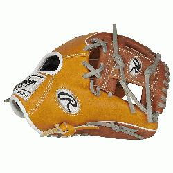 additional 25% factory break in, the 11.5-inch Rawlings R2G infield glove provides everything pla