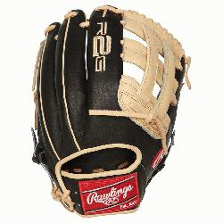 del Pro H Web Narrow Fit Pattern Ideal For Smaller Hands Heart of the Hide Ste