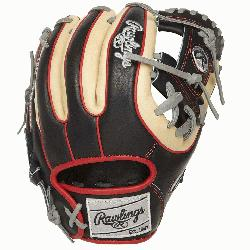 eart of the Hide R2G infield glove provides the serious infielder with an unmatched factory break