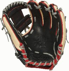 . 5-inch Heart of the Hide R2G infield glove provides the serious infielder with an unmatched f