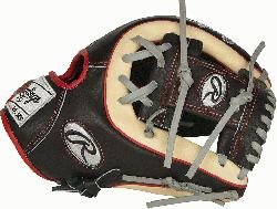 11. 5-inch Heart of the Hide R2G infield glove provides the serious infielder with