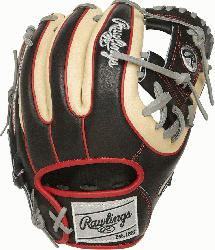 Heart of the Hide R2G infield glove provides the serious infielder with an unmatched f