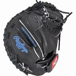 is one of the most classic glove models in baseball. Rawlings Heart of the Hide Gloves featur
