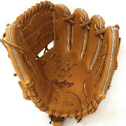 f PROSXSC pattern. Stiff Horween Leather. No Palm pad. 11 inch. One piece closed web