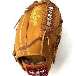 the Horween leather 12.75 inch outfield glove wi