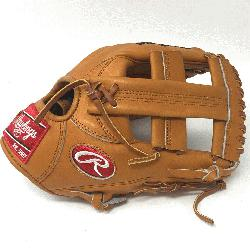 Rawlings Heart of the Hide PROTT2. 11.5 inch single post web. Camel Leather and deers