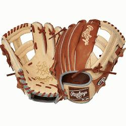 th this limited edition Heart of the Hide ColorSync 11.5-Inch infield glove and have