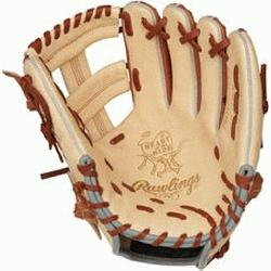field with this limited edition Heart of the Hide ColorSync 11.5-Inch infield glove and have a s